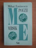 Mihai Eminescu - Poezii. Versek (editie bilingva)