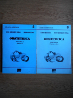 Mihai Georgescu Braila - Obstretica (volumul 1, 2 parti)