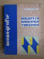 Mihai Ianculescu - Biblioteca Municipala Timisoara