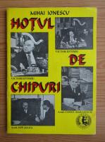 Anticariat: Mihai Ionescu - Hotul de chipuri