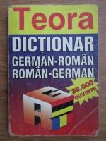 Anticariat: Mihai Isbasescu, Alexandru Roman - Dictionar german-roman, roman-german