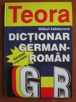 Mihai Isbasescu - Dictionar german-roman (60.000 cuvinte)