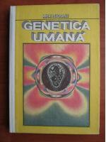 Mihai Isvoranu - Genetica umana