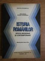 Anticariat: Mihai Manea - Istoria romanilor. Epoca Moderna si Contemporana
