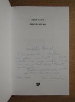 Anticariat: Mihai Maxim - Satul de sub ape (cu autograful autorului)
