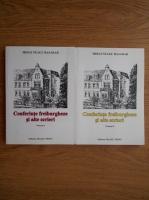 Anticariat: Mihai Neagu Basarab - Conferinte freiburgheze si alte scrieri (2 volume)