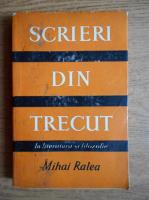 Anticariat: Mihai Ralea - Scrieri din trecut (volumul 3)
