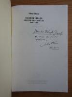 Mihai Stoian - Oameni uitati, destine fracturate (cu dedicatia si autograful autorului pentru Balogh Jozsef))