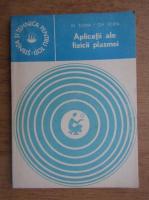 Mihai Toma, Gheorghe Popa - Aplicatii ale fizicii plasmei