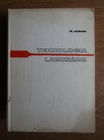 Mihail Adrian - Tehnologia laminarii