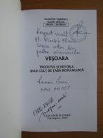 Anticariat: Mihail Chiorean - Viisoara. Trecutul si viitorul unui colt de tara romaneasca (cu dedicatia autorului pentru Florin Piersic)