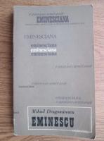 Mihail Dragomirescu - Eminescu