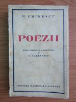 Mihail Eminescu - Poezii (1938)
