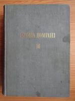 Mihail Roller - Istoria Romaniei (volumul 3, macheta)