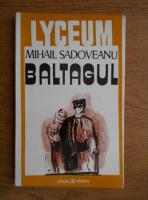 Mihail Sadoveanu - Baltagul