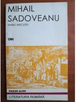 Mihail Sadoveanu - Hanu Ancutei