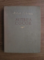 Anticariat: Mihail Sadoveanu - Mitrea Cocor (ilustratii de Corneliu Baba)