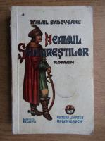 Anticariat: Mihail Sadoveanu - Neamul Soimarestilor (1937)