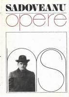 Mihail Sadoveanu - Opere, vol. 4