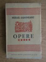 Mihail Sadoveanu - Opere (volumul 5, 1948)