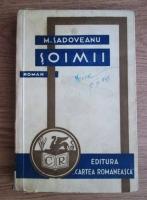 Anticariat: Mihail Sadoveanu - Soimii (1938)