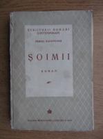 Anticariat: Mihail Sadoveanu - Soimii (1943)