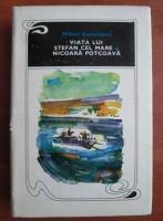 Mihail Sadoveanu - Viata lui Stefan cel Mare, Nicoara Potcoava