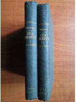 Mihail Sadoveanu - Zodia cancerului (2 volume, 1929)