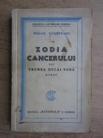 Mihail Sadoveanu - Zodia cancerului sau vremea Ducai-Voda (1929)
