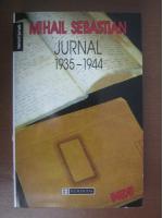 Anticariat: Mihail Sebastian - Jurnal (1935-1944)
