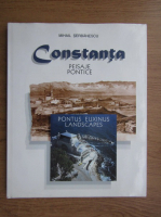 Mihail Serbanescu - Constanta, peisaje pontice