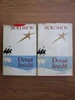 Mihail Solohov - Donul linistit (2 volume)