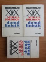 Mihail Solohov - Donul linistit (3 volume)