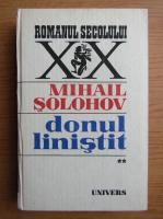 Mihail Solohov - Donul linistit (volumul 2)