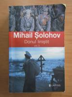 Mihail Solohov - Donul linistit (volumul 3)