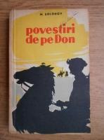 Anticariat: Mihail Solohov - Povestiri de pe Don