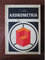 Mihail St. Botez - Axonometria