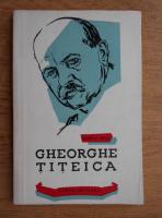Mihail St. Botez - Gheorghe Titeica