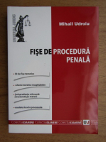 Mihail Udroiu - Fise de procedura penala (2012)