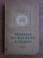 Mihail Villara - Frunzele nu mai sunt aceleasi (1946)