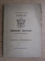 Mihnea Gheorghiu - Culisele diplomatiei americane si legea Taft-Hartley (1948)