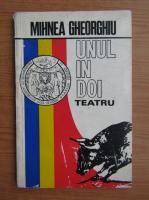 Mihnea Gheorghiu - Teatru. Capul. Zodia taurului