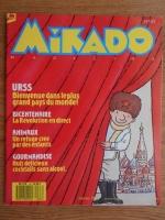 Mikado Magazine, nr. 63, janvier 1989