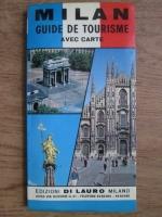Anticariat: Milan, guide de tourisme avec carte