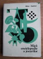 Milos Zapletal - Mica enciclopedie a jocurilor
