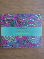 Mindfulness. Colouring pad