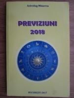 Anticariat: Minerva - Previziuni 2018