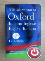 Minidizionario Oxford italiano-inglese, inglese-italiano