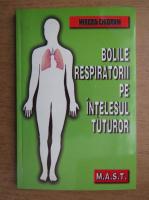 Anticariat: Mircea Chiotan - Bolile respiratorii pe intelesul tuturor