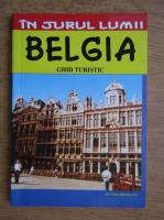 Mircea Cruceanu - Belgia, ghid turistic